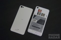 Lava Iris X8 Back Cover