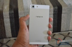 Oppo R5 Hands-on Back
