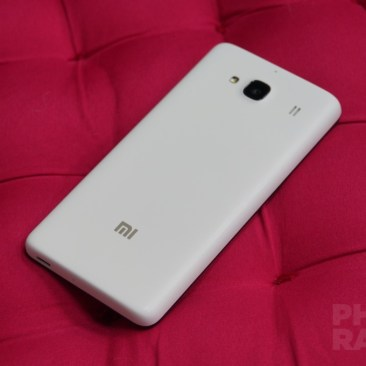 Xiaomi Redmi 2 Back