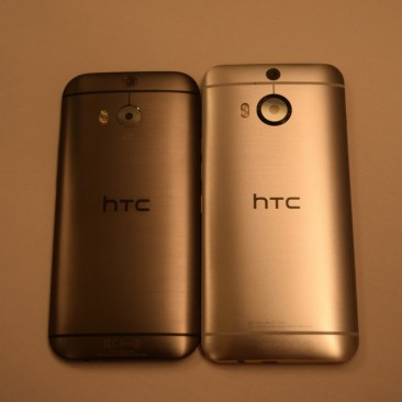 HTC One M9 Plus Back