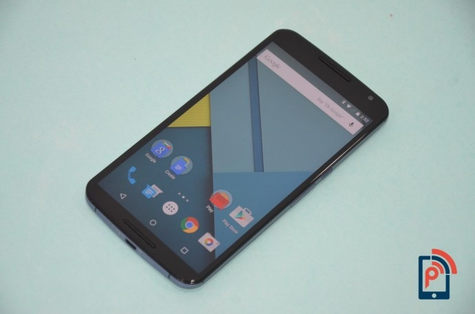 Motorola Nexus 6 - Display