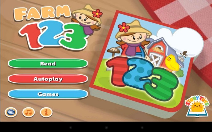Farm 123 StoryToys Jr