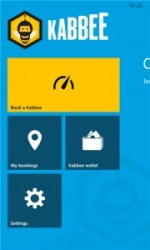 Kabbee Windows Phone App