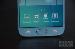 Samsung Galaxy S6 Home Screen Options