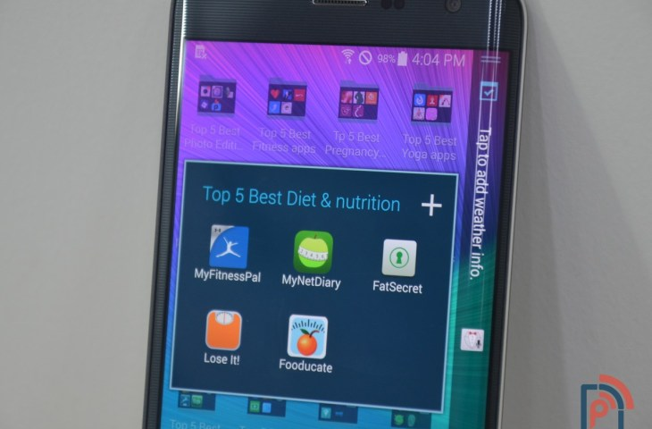 Top 5 Best Diet & Nutriton Apps