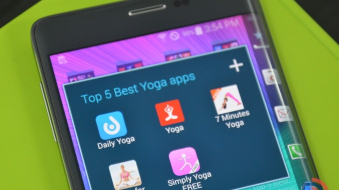 Top 5 Best Yoga Apps