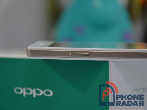 Oppo Neo 5 - Left Edge