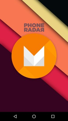 Android M Marshmallow Logo