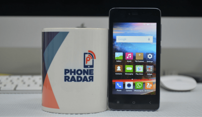 Gionee Pioneer P2M featured image