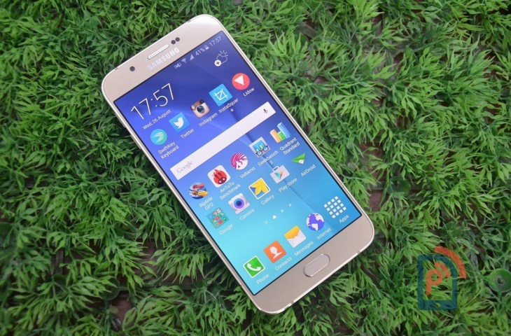 Samsung Galaxy A8 - Featured