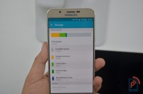 Samsung Galaxy A8 - Internal Storage