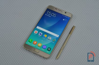 Samsung Galaxy Note 5 - S Pen