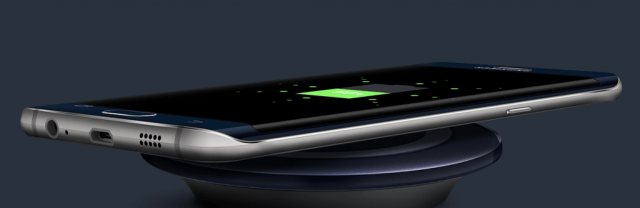 Samsung Galaxy S6 Edge Plus - Wireless Charging