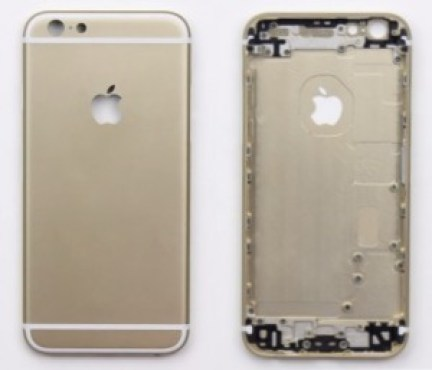 Apple iPhone 6S Aluminum Body
