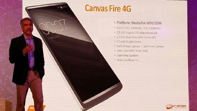 Micromax Canvas Fire 4G (2)