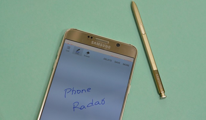 Samsung Galaxy Note 5 - Action Memo featured