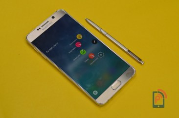 Samsung Galaxy Note 5 - Air Command and S Pen