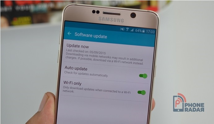 Samsung Galaxy Note 5 - Firmware Updates
