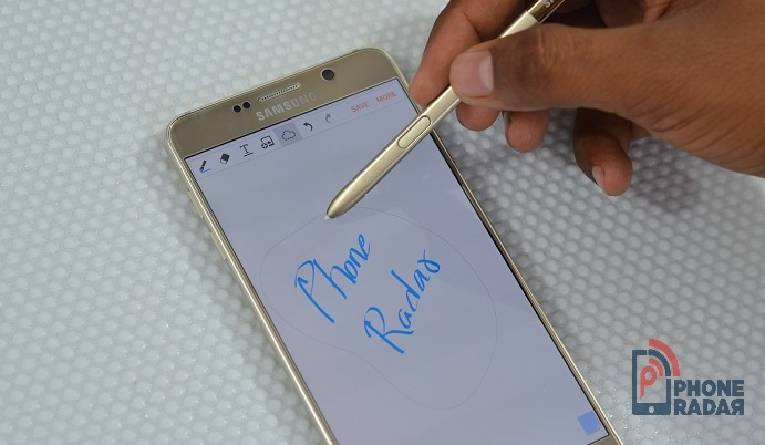 Samsung Galaxy Note 5 - Handwriting to Text - Featured