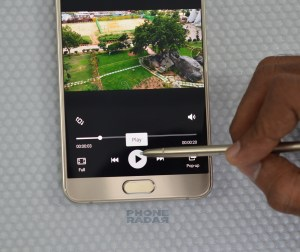Samsung Galaxy Note 5 air view 5