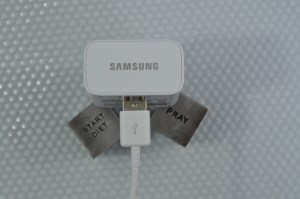 Samsung Galaxy Note 5 charging 5