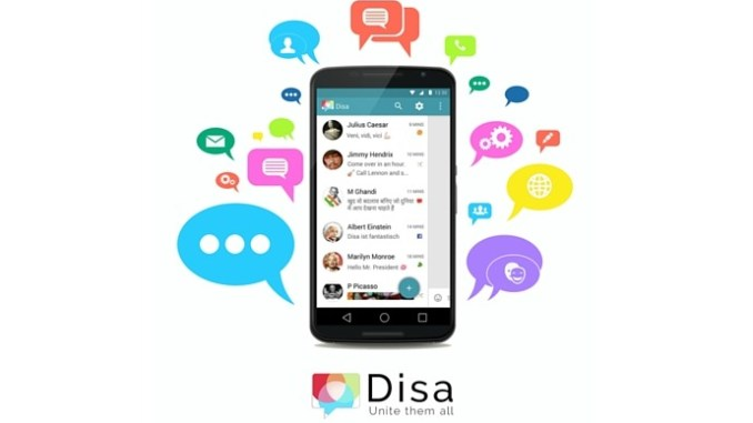 Disa Android App