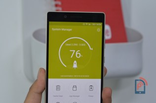 Gionee Elife E8 - App Manager