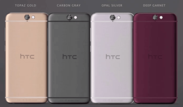 HTC One A9 - Color Options