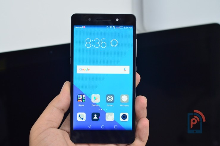 Honor 7 - Display