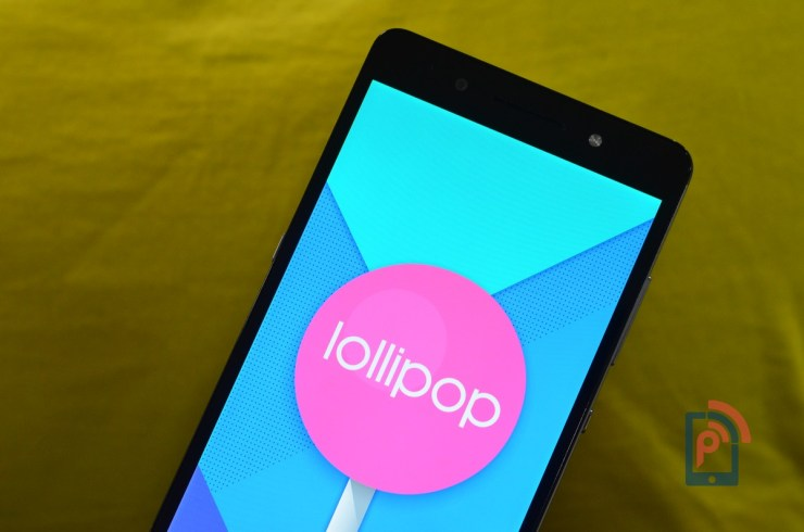 Honor 7 - Lollipop