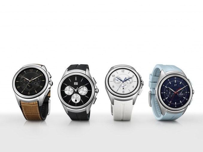 LG Watch Urbane Second Edition