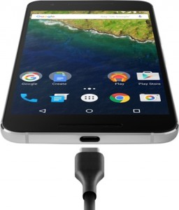 Nexus 6P - USB Type C
