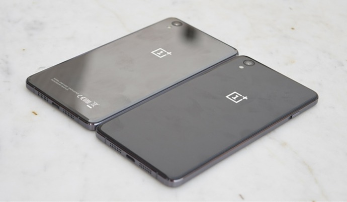 OnePlus X Colors