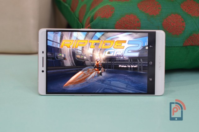Oppo R7 Plus - Gaming