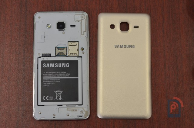 Samsung Galaxy ON5 - Back Panel