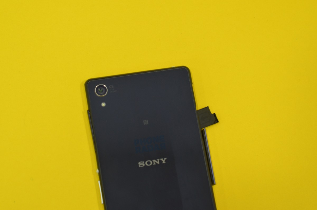 Sony Xperia Z2 Tips Tricks Faqs And Useful Options Phoneradar Sim Tray How To Insert The Card On Your Device