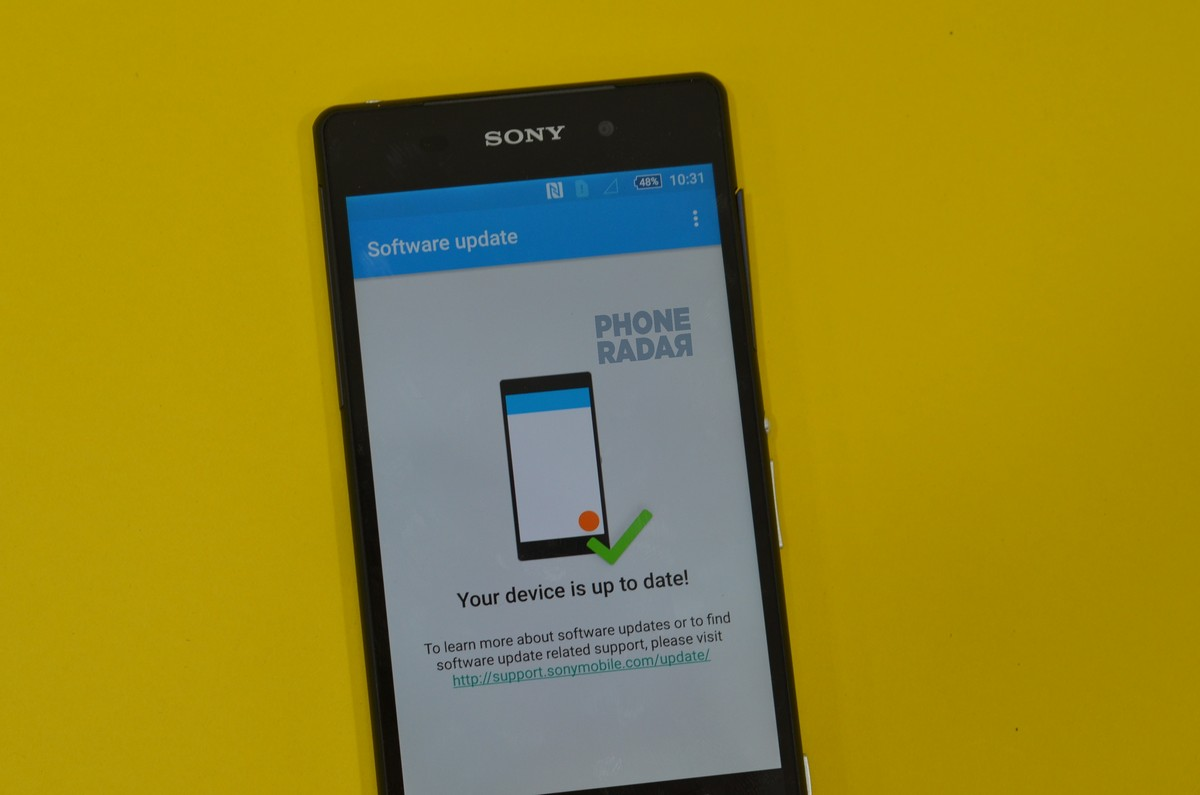 Sony Xperia Z2 Tips Tricks Faqs And Useful Options Phoneradar Sim Tray Android Updates Must Regularly Be Checked Because These Are Helpful In Fixing The Minute Bugs On Device