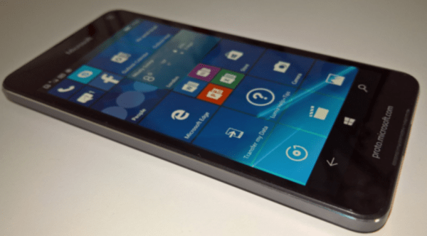 lumia 650 latest