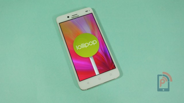 InFocus M680 - Android Lollipop