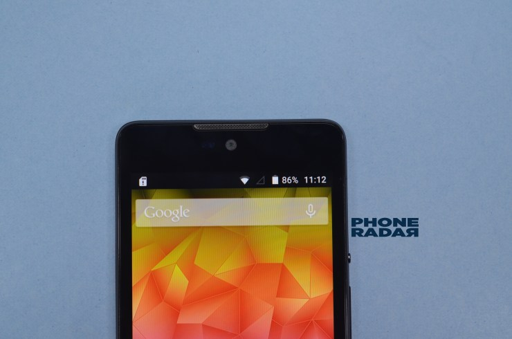 Micromax Canvas Selfie 2 front camera