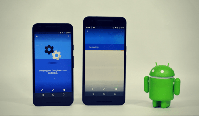 How To Transfer Data to a New Android Phone with Set up