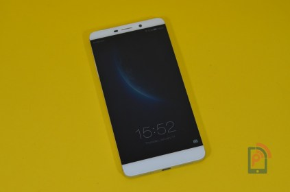 LeTV Le Max - Front Side