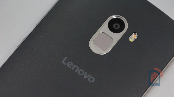 Lenovo K4 Note - FIngerprint