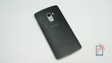 Lenovo K4 Note - Rear