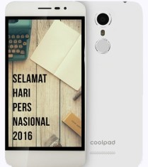 Coolpad Fancy wrap