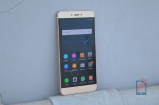 Gionee S6 - Display Right Faced