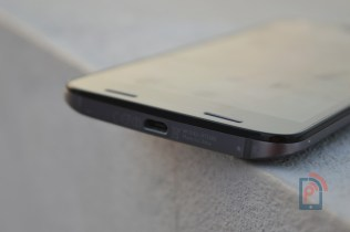 Moto X Force - Bottom Edge