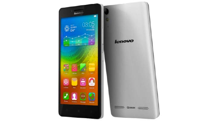 Lenovo A6000 Plus phone