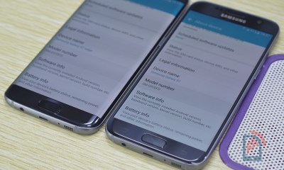 Samsung Galaxy S7 Vs S7 Edge - Hardware Info