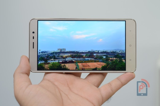Xiaomi Redmi Note 3 - Display